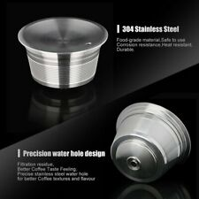 Stainless Steel Refillable Reusable Coffee Pods Capsule for Dolce Gusto Machine