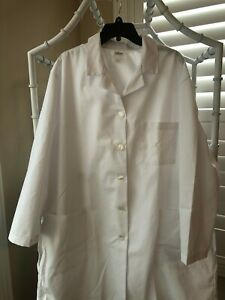 Women's 1st Quality Meta Lab Coat Sizes; 2XL Style # 15113 for 12.00