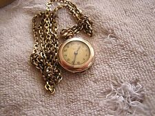 Antique Benoit Pocket Watch 7 Jewels Wadsworth Case