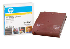 HP LTO2 Ultrium 400GB Data Cartridge C7972A