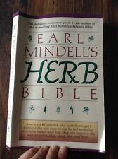 Earl Mindell's Herb Bible store#5417