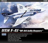 [Academy] 12305 1/48th Scale USN F-4J VF-84 Jolly Rogers Hobby Model kits