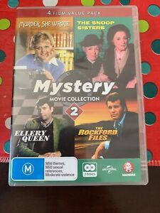 Murder, She Wrote / The Snoop Sisters / Ellery Queen /The Rockford Files R4 Rare