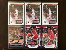 Coby White Rookie Card Lot 2019-20 Panini Chronicles - 6 Card RC Lot Bulls