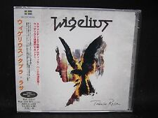 WIGELIUS Tabula Rasa + 1 JAPAN CD Eclipse Work Of Art Sweden Melodious Hard !!