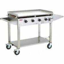 BeefEater Discovery Clubman Stainless Steel 4 Burner BBQ