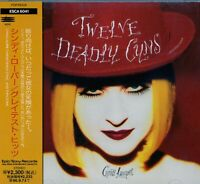 Cyndi Lauper ‎-Twelve Deadly Cyns... And Then Som, JAPAN CD OBI
