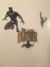 Black Panther Vinyl School Home Wall Car Window Stickers Decal Free Shipping