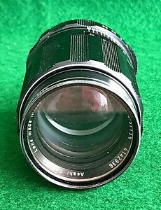 lens super takumar 1.3.5