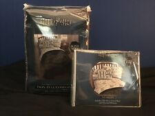 Harry Potter Spellbound 4Pc Twin/Full Comforter & Twin Sheet Bedding Set *New*