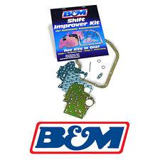 B&M SHIFT IMPROVER KIT TURBO 400, 375 & M40 TRANS 2 STAGE TOUGH SHIFTS BM20260