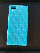 New Blue Rhinestone iPhone 5/5S Phone Case