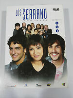 Los Serrano Season 1 First 3 DVD - 6 Chapters 8-13 Fran Perea One