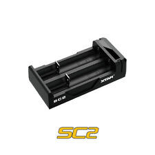 XTAR SC2 Double-Slot USB Battery Charger for Lithium  Li-ion 18650 22650 26650