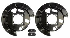 For Chevy GMC Rear Disc Brake Dust Shield Pair 8.625 Ring Gear Dorman 924-221