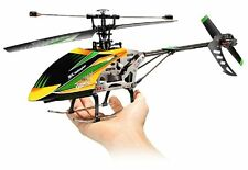 V912 RC RTF 4CH Single Gyro Control With Remote Helicopter Blade Toys New