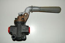 1ct Graham White 353-100 Manual Train Air Horn Metering Valve with 1/2
