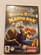 Dancing Stage Mario Mix Nintendo Gamecube pal España y completo