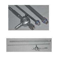 Laparoscopy Surgical Suction Irrigation Cannula Push Type 5&10mmX330mm Sale