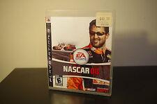 NASCAR 08 (Sony PS3, 2007) *Tested