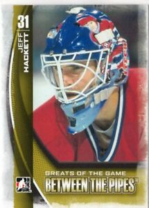 2013/14 ITG Between the Pipes #114 - JEFF HACKETT (Montreal Canadiens)