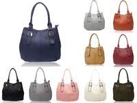 Women's Classic Design Top-Handle Shouler Handbag Great Value Large Tote Bag