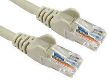 2m RJ45 Cable De Red Ethernet Cat6 LAN Gigabit de Internet Módem Router Plomo Parche
