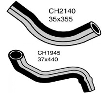 MACKAY RADIATOR HOSE SET FORD FALCON LONGREA XH 4.0L 96-99