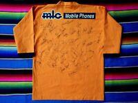 ✺Signed✺ 1994 BALMAIN TIGERS NRL Jersey COA 36 Autographs 2020 Wests