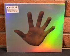 """BASTILLE - Comfort of Strangers, Ltd Import RSD 7"""" WHITE COLORED VINYL New!"""
