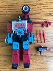 Vintage 1985 Hasbro Transformers G1 PERCEPTOR Figure Complete For Sale