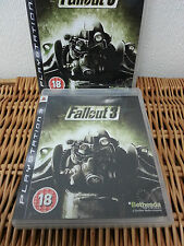 Fallout 3 PS3-perfecto Estado - 1st Class Delivery