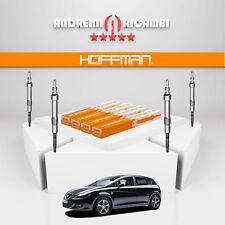 KIT 4 CANDELETTE SEAT LEON 1P 2.0 TDI 16V 103KW 140CV 2011 -> GE101