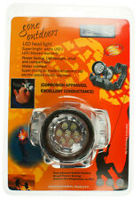 Head Lamp Light LED Camping Outdoor Boyz Toyz Super Bright Night Vision Strap