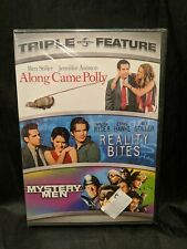 Along Came Polly/Reality Bites/Mystery Men (Dvd 2008) Triple Feature!