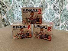 2019-20 Panini Fussball Soccer 3 Box LOT - 750 Stickers - ERLING HAALAND RC Year