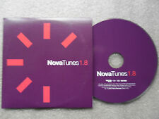 CD-NOVA TUNES 1.8-16 TRACK-KENNA-BEIRUT-NÔZE-Nneka-SHARON JONES-JAMES PANTS-////
