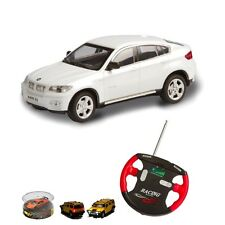 Invento RC Lizenz Auto 1:43 2 Kanal - BMW X6 -weiss 27Mhz