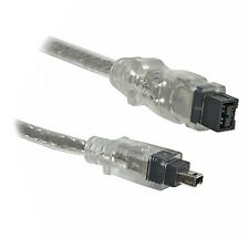 3M Firewire 800 to 400 9 Pin to 4 Pin Cable IEEE1394B