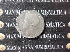 SPAGNA ALFONSO XIII 1 PESETA ARGENTO 1900