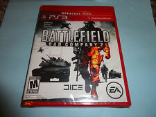 Battlefield: Bad Company 2 (Greatest Hits)  (Sony Playstation 3, 2011) ps3 new