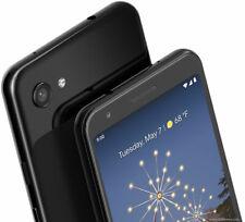 Google Pixel 3A XL 64GB Unlocked Black Color Single Sim Smartphone