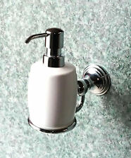 Haceka Allure Soap Dispenser Brass Chrome-Plated Brass