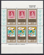 New Zealand 1978 Health Heart Surgery YT BF042 Childs stamps MNH** Luxe