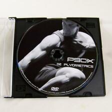 P90X Replacement DVD Disc 02 Plyometrics Tony Horton Beachbody Home Fitness EUC