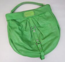 MARC by Marc Jacobs Green Leather Standard Supply Shoulder Bag Purse