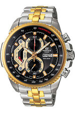 Brand New Casio Edifice Men's Tachymeter Chronograph EF-558SG-1AVUDF