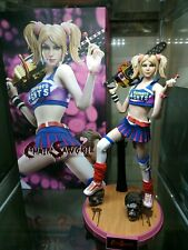Vts toys chainsaw girl 1/6 scale figure, lollipop chainsaw juliet figure