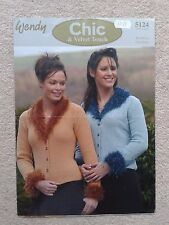 Wendy Chic Pattern 5124 A velvet touch slightly used