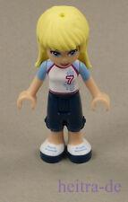 LEGO Friends - Stephanie, Shorts dunkelblau, Trikot weiss / frnd036 NEUWARE (L3)